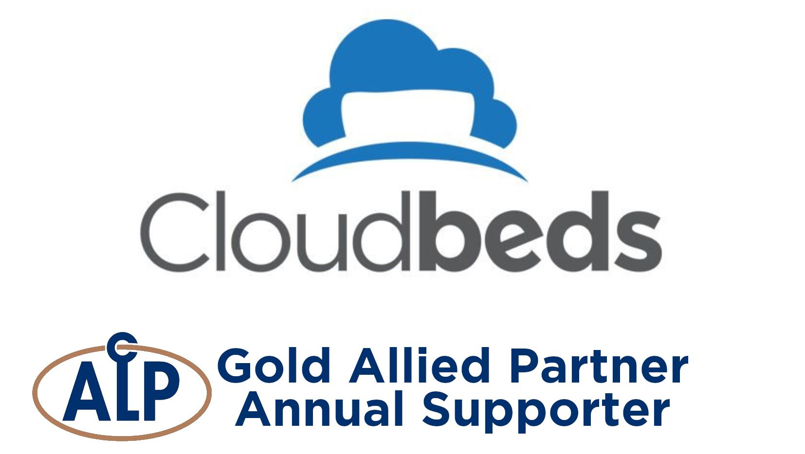 Cloudbeds Logo and Sponsorship